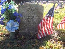 PFC Frederick J. Sharpe
