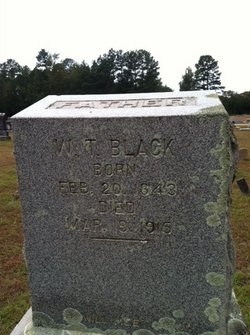 William Thomas Black, Sr
