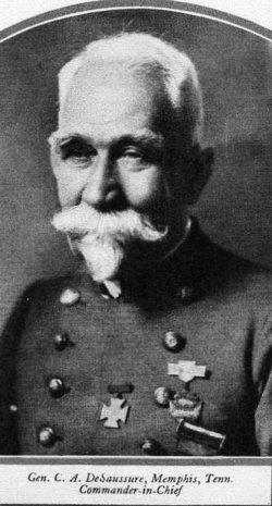 Gen Charles Alfred DeSaussure