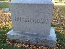 Capt Buel Eldridge Hutchinson