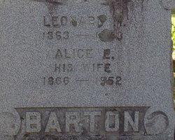 Alice Emma <i>Persons</i> Barton