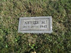 Nettie M <i>Roberts</i> Lowman
