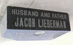 Jacob Jack Lieberman