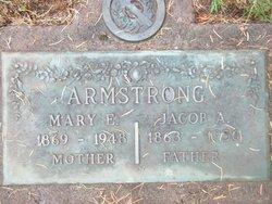 Jacob Alexander Armstrong