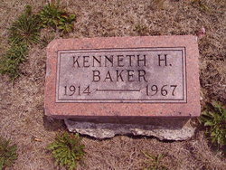 Kenneth Howard Baker