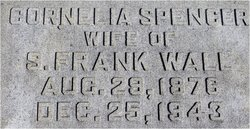 Cornelia S <i>Spencer</i> Wall