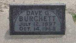 David George Burchett