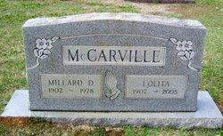 Millard Dennis McCarville