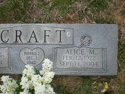 Alice Virginia <i>Miller</i> Craft