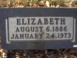 Elizabeth <i>Wiest</i> Odenbach