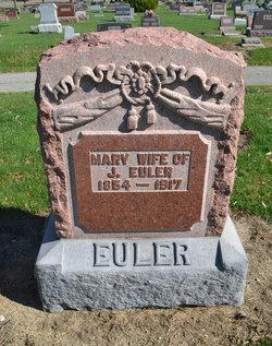 Mary <i>Miller</i> Euler