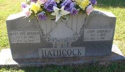 Mary Lou <i>Ingold</i> Hathcock