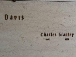Dr Charles Stanley Charlie Davis, Sr