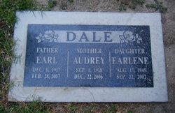 Audrey Ellen <i>Hood</i> Dale
