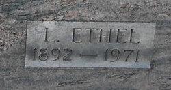 L Ethel Amy