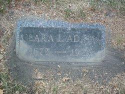 Clara L Adams