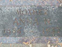 Anna W <i>Soderstrom</i> Chernausek