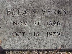 Ella S Yerks