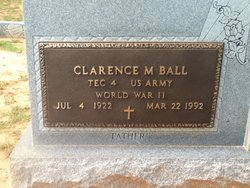 Clarence M Ball