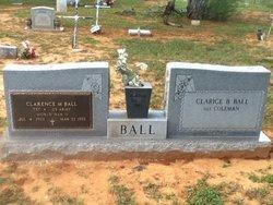 Clarice B <i>Coleman</i> Ball