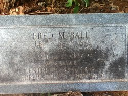 Fred M Ball