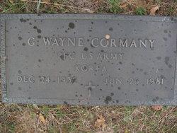 George Wayne Cormany