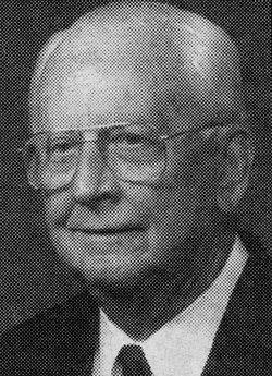 William Harrison Bill Barron