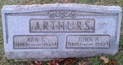 Ada Gay <i>Buchanan</i> Arthurs