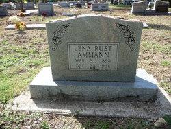 Lena <i>Rust</i> Ammann