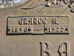 Grayce M. <i>Katsch</i> Bastron