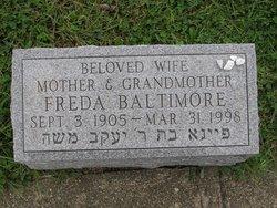 Freda B. Baltimore