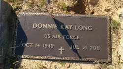 Donnie Kay Long