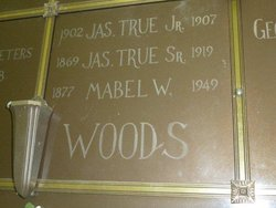 Mabel W Woods