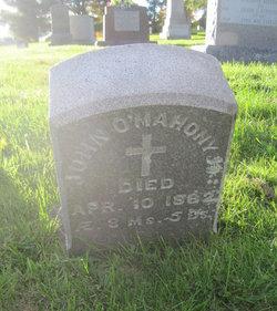 John O'Mahony, Jr