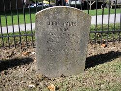 John Hanes