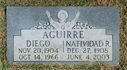 Natividad R Aguirre