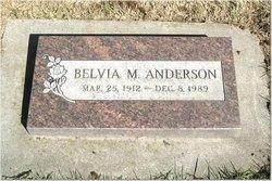 Belvia M Anderson