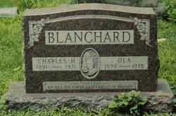 Ola <i>Carson</i> Blanchard