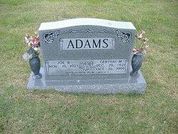 Gerthal <i>Armstrong</i> Adams