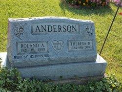 Roland Alfred Al Anderson