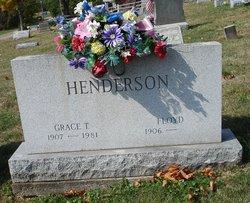 Floyd Henderson