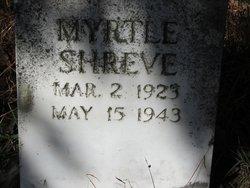 Zola Myrtle Shreve