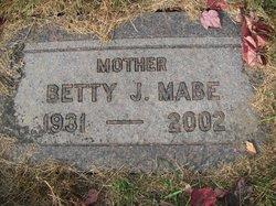Betty J. Mabe