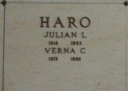 Julian L. Haro