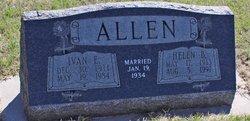 Helen Beryl <i>Cotton</i> Allen