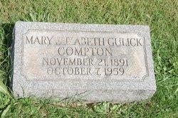 Mary Elizabeth <i>Gulick</i> Compton