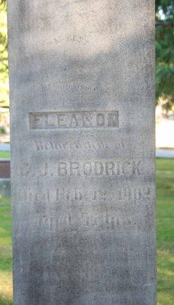 Eleanor Brodrick
