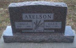 Ernest Axelson