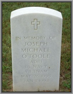 Joseph Michael O'TOOLE