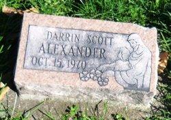 Darrin Scott Alexander